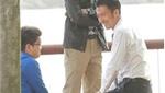 谢霆锋示范霸道总裁 白衬衣领带眼神凌厉