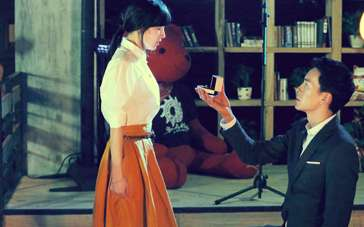《重生爱人》曝MV 周笔畅首次演唱爱情电影主题曲