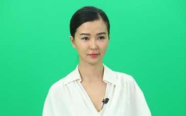 姚星彤宣传新片《土豪520》 吴镇宇演绎别样土豪