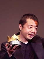 贾樟柯戛纳获颁金马车奖 期盼能用电影改变世界