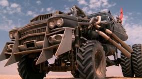 《疯狂的麦克斯4》拍摄特辑 改装座驾坚实肌肉车