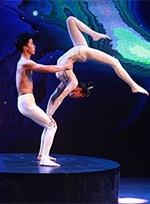 中国之夜节目多样备受好评 舞蹈唯美杂技惊险