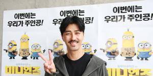 车胜元配音《小黄人大电影》 7月30日韩国上映