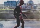 《死侍》再曝片场照 瑞安·雷诺兹现身拍枪战戏