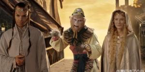 《西游记》遇上《霍比特人》 精灵王与仙女共舞