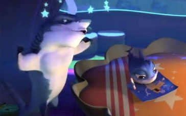 《潜艇总动员5》电视版预告 小潜艇破解魔法