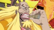 《海贼王剧场版10》预告 传奇海盗金狮子抢夺娜美