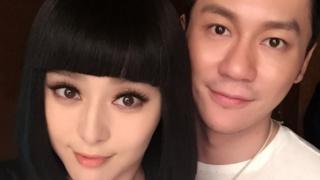 范冰冰曝光与李晨亲密合照 出道18年恋情首度公开