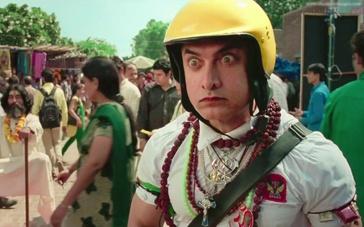 《我的个神啊》引影迷热议 印度片神技亮瞎双眼