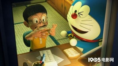 《哆啦A梦:伴我同行》:情怀有了,可然后呢?