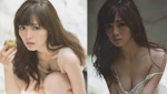 日本人气女星白石麻衣清纯写真 少女气息足