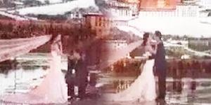 李晨布达拉宫前向范冰冰求婚