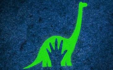 《恐龙当家》中文预告片 小行星划过地球恐龙存活