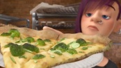 《头脑特工队》中文片段 菜花披萨遭情绪伙伴反感