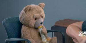 《泰迪熊2》限制级预告 沃尔伯格与贱熊大冒险
