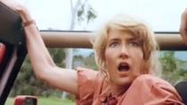 《侏罗纪公园》正式预告片 恐龙复活失控人类受难