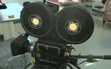 中影器材宝库揭开面纱 大片拍摄秘密武器显真容