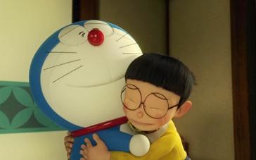 《哆啦A梦:伴我同行》主题曲MV 蓝胖子独家告白