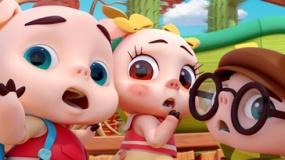 《三只小猪与神灯》曝先导预告 定档6月激萌上演