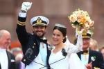 瑞典王子迎娶比基尼嫩模 娇妻曾拍半裸照惹非议