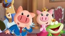 《小猪班纳》先导预告 打造首部关注儿童冒险电影
