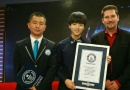 王俊凯单条微博转发4277万次 创吉尼斯世界纪录