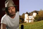 德普出售曾亲手设计法国庄园 估价2300万欧元