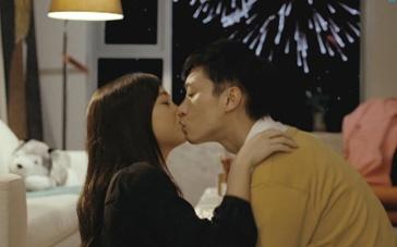《我们的十年》曝预告定档 赵丽颖、乔任梁拥吻