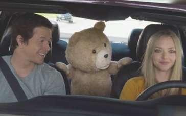 马克·沃尔伯格遭泼分泌物 《泰迪熊2》贱翻大荧幕