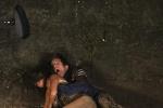 《超级名模2》片场照 本·斯蒂勒与克鲁兹拍激情戏