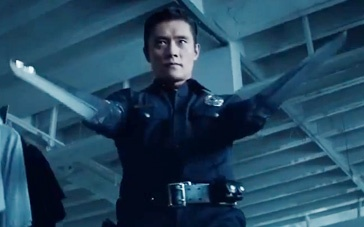 《终结者》中文特辑 李秉宪化身液态终结者T-1000