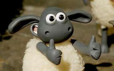 《小羊肖恩》大电影放假版预告 羊咩咩密谋进城