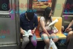 凤姐美国坐地铁近照曝光 暴肥腰间赘肉似游泳圈