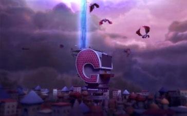 《猪猪侠之终极决战》电视版预告 巴罗卷土重来