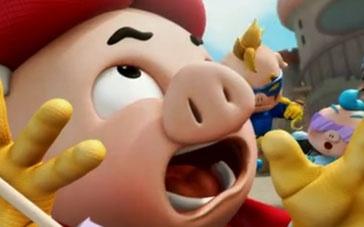 《猪猪侠之终极决战》预告 变身战队被困虚拟世界
