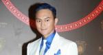 张智霖蓝紫发色亮瞎媒体 新片和古天乐周渝民合作