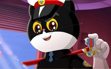 《黑猫警长》大电影先导预告 童年英雄全面升级