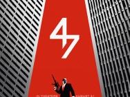 《代号47》曝光新海报 配色刺激构图大胆吸睛