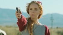 《安全之光》精彩片段 坦普尔持枪警告不良少年