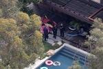 黛米·摩尔家泳池惊现男尸 验尸官排除他杀可能
