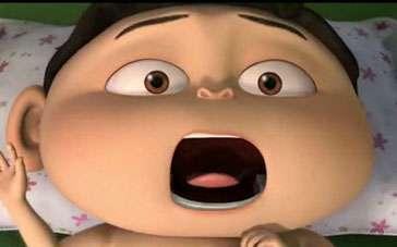 《桂宝之爆笑闯宇宙》预告 桂宝变身小小科学家
