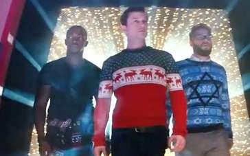 《圣诞节》限制级预告片 单身基友席卷圣诞派对