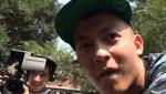 陈冠希被偷拍反采访狗仔 呛声:喜欢被拍吗?