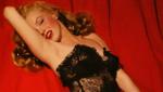 玛丽莲·梦露经典裸照曝光 22岁时因生活被逼脱光