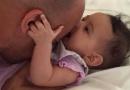 范·迪塞尔曝光与女儿合照 爱女名字为纪念保罗