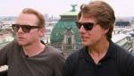 《碟中谍5》维也纳首映专访 阿汤哥被赞淹水大师