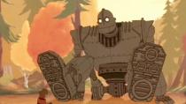 《钢铁巨人》重映版预告片 天真机器人遭军队屠杀