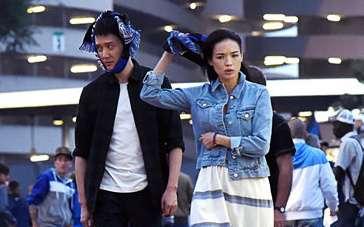 《我最好朋友的婚礼》米兰热拍 舒淇搭档冯绍峰