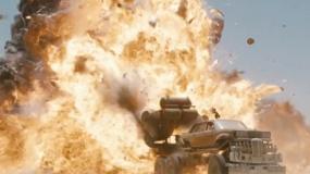 《疯狂的麦克斯4》幕后特辑 巨型卡车遭逐步炸毁