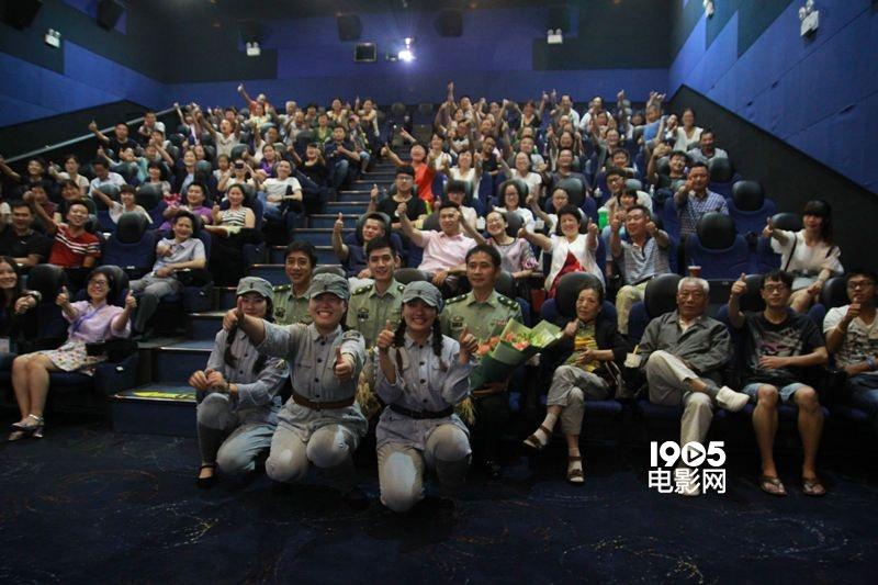 《百团大战》全国路演结束 -血性电影-唤醒民心